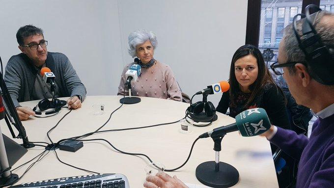 "📽🔊 ""La cua de palla"" amb Margarita Oliva, Cinta Zabay i Ferran Vidilla"