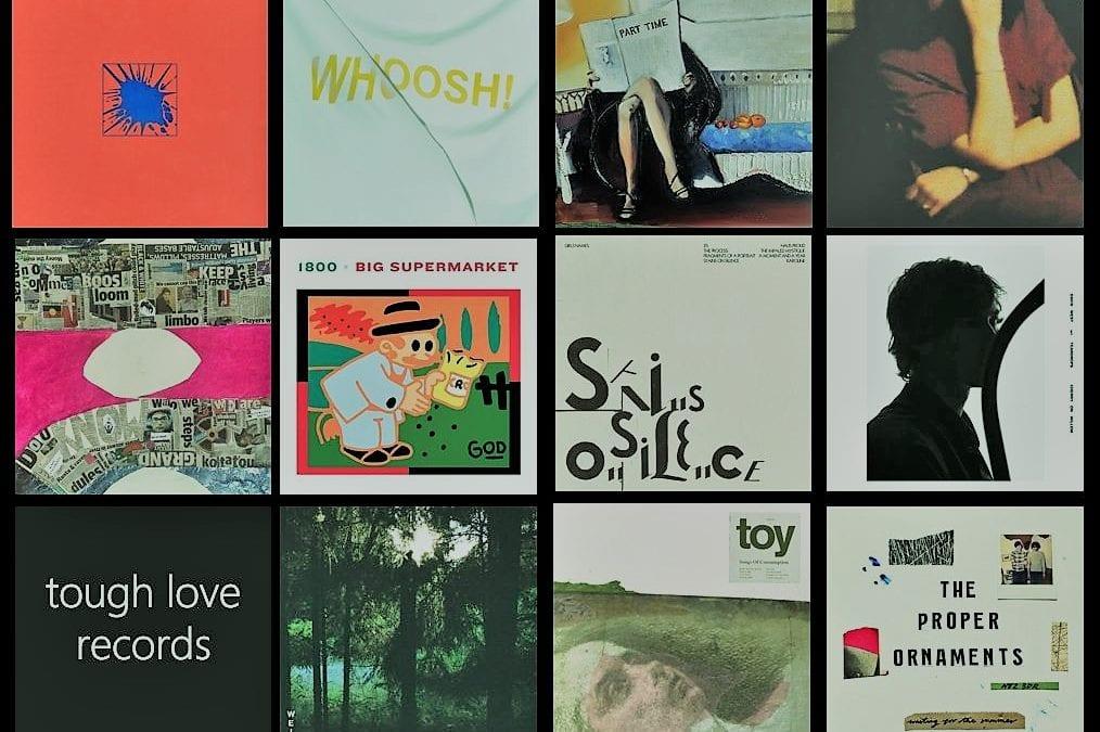 """🔊 """"Toc de Queda"""": 'Tough Love Records 03'"""