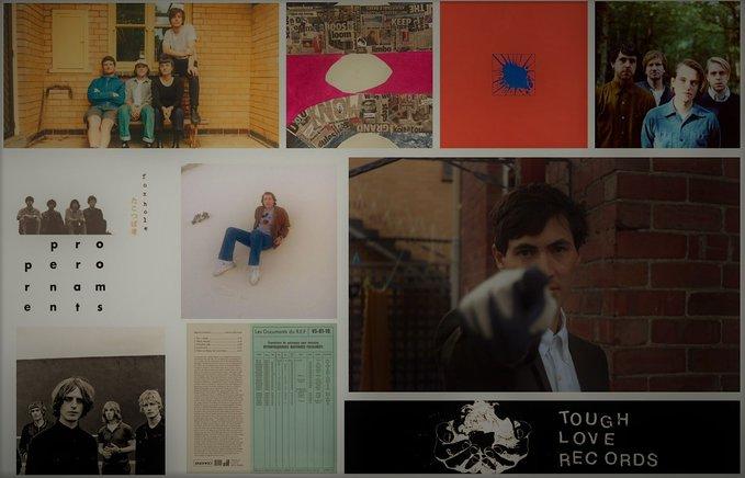 """🔊 """"Toc de Queda"""": 'Tough Love Records 04'"""