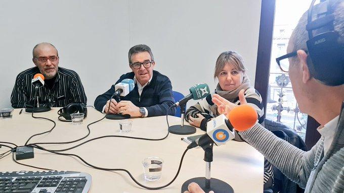 """📽🔊 """"La cua de palla"""" amb Marcos Massó, Meritxell Barberà i Jordi Siré"""