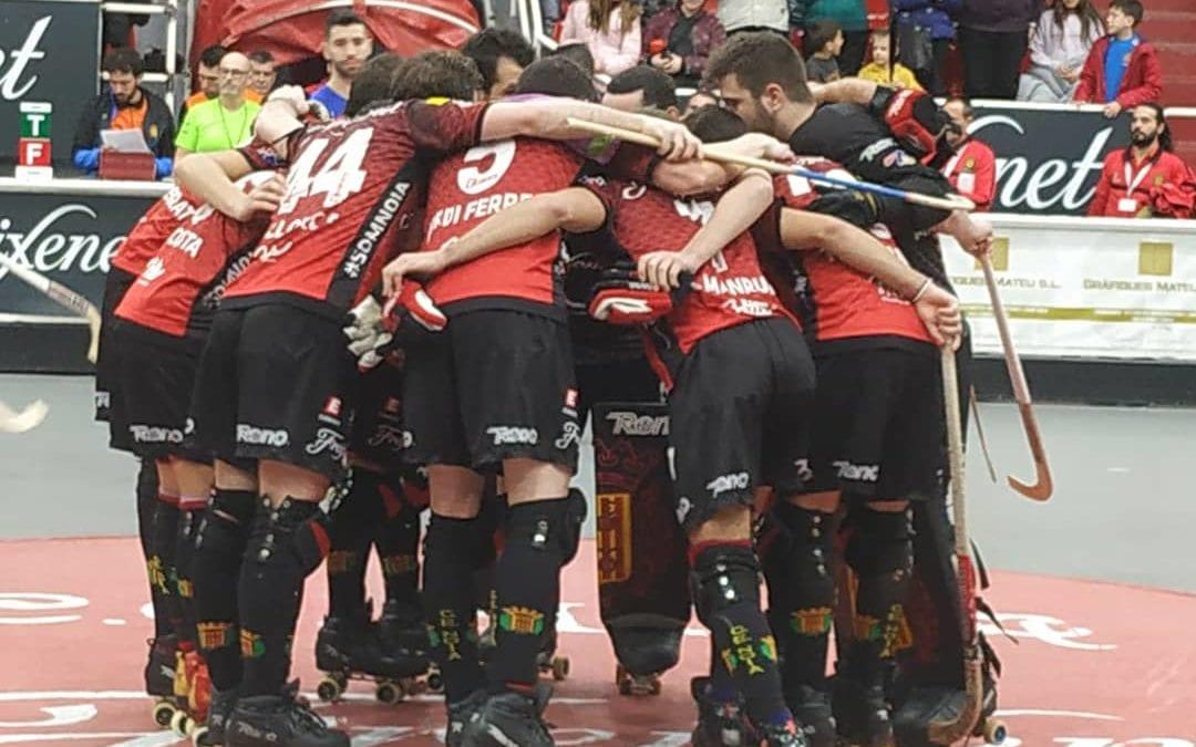 🔊 Xoc d'estics 13 – Noia i Barça guanyen a la Lliga Europea mentre el Reus empata