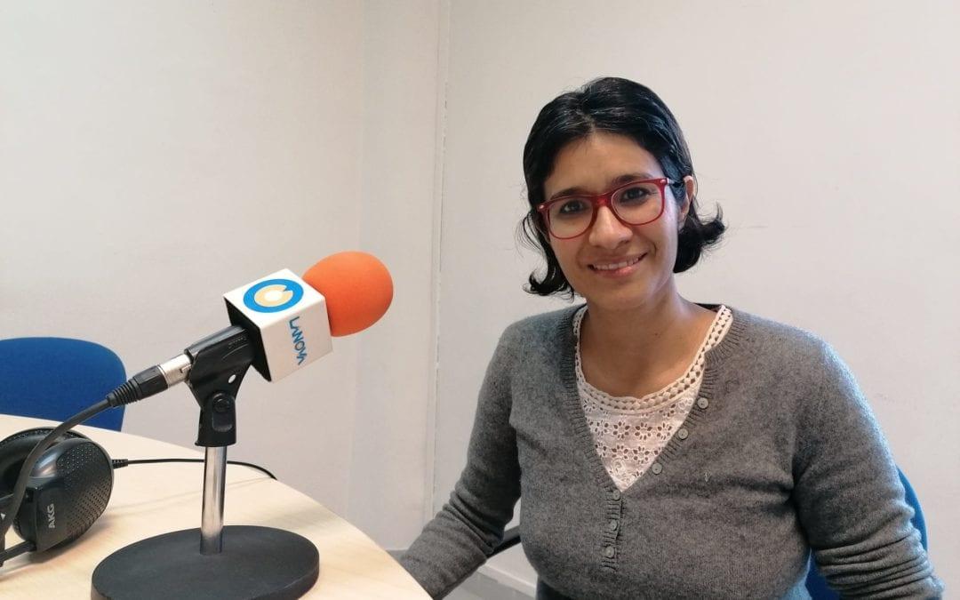 """🔊 Irina Ravelo: """"Des de l'associació Calmécac promovem l'educació col·laborativa"""""""