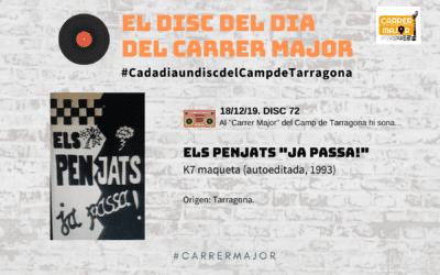 """🔊 El disc del dia del Carrer Major. 72: Els Penjats """"Ja passa!"""""""