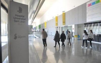 🔊 El Ple de Reus aprova traspassar la gestió de l'Hospital Sant Joan a la Generalitat