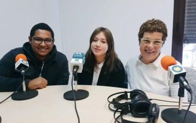 """🔊 Tertúlia """"Canta en català amb la coral Canta amb el cor"""" amb Veronica Nurmukhamedova, Manuel Fernando Cardona i Maribel Garcia"""