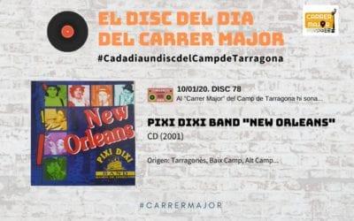 """🔊 El disc del dia del Carrer Major. 78: Pixi Dixi Band """"New Orleans"""""""