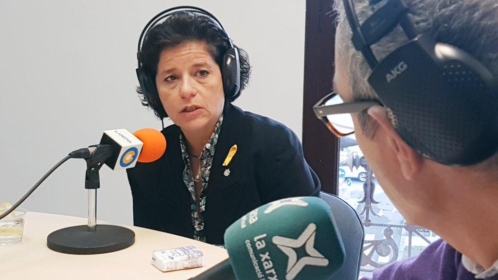 """📽🔊 """"La cua de palla"""" amb Montserrat Vilella i Jordi Olària"""