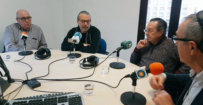 """📽🔊 """"La cua de palla"""" amb Ernest Benach, Tomàs Barberà i Emili Argilaga"""