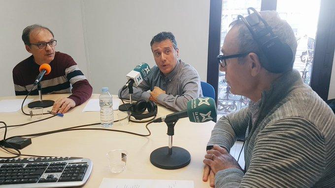 """📽🔊 """"La cua de palla"""" amb Quico Domènech, Josep Cruset i Sandra Guaita"""