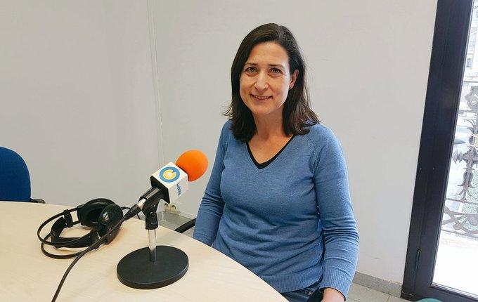 """🔊 Esther Pérez: """"Hi ha força interès pel xinès , tenim alumnes d'edats compreses entre els 5 i els 60 anys"""""""
