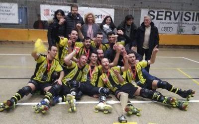 🔊 Xoc d'estics 15 – Capellades i Voltregà, campions de la Copa Generalitat 2020