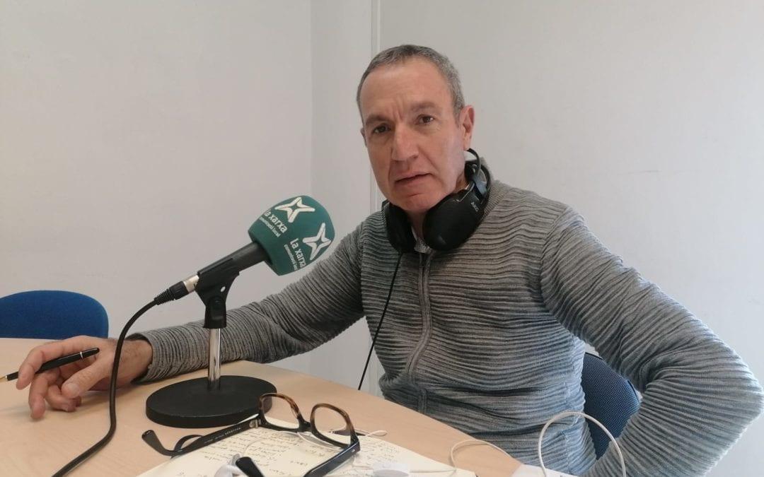 """🔊 Josep Maria Arias: """"Aquests dies hem vist el millor i el pitjor de la política"""""""