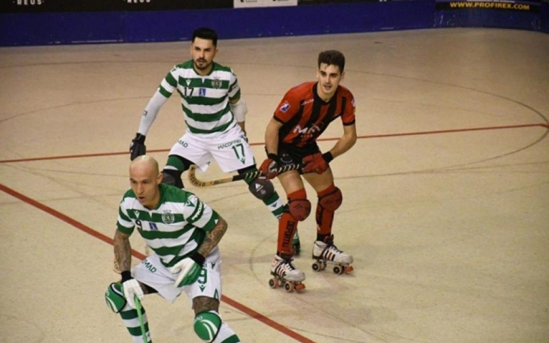 🔊 El Reus Deportiu Miró aconsegueix una victòria clau davant l'Sporting Portugal
