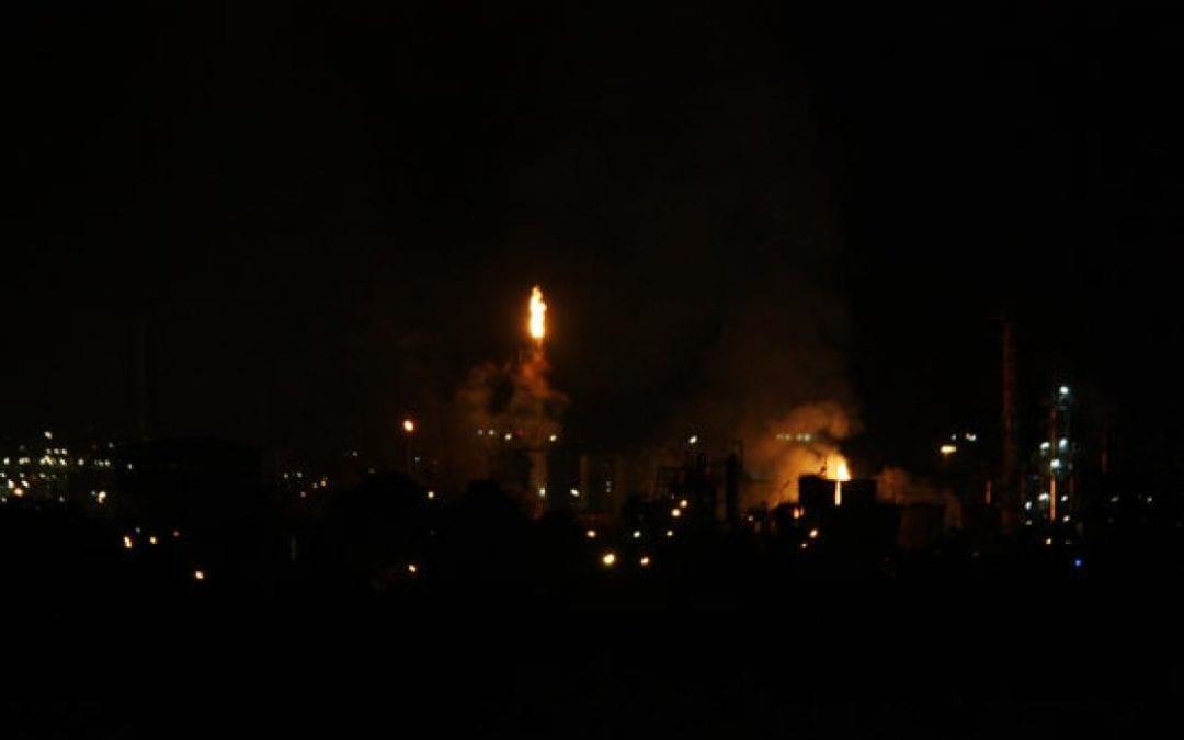 Ja són tres les víctimes mortals per l'explosió a la indústria química de la Canonja