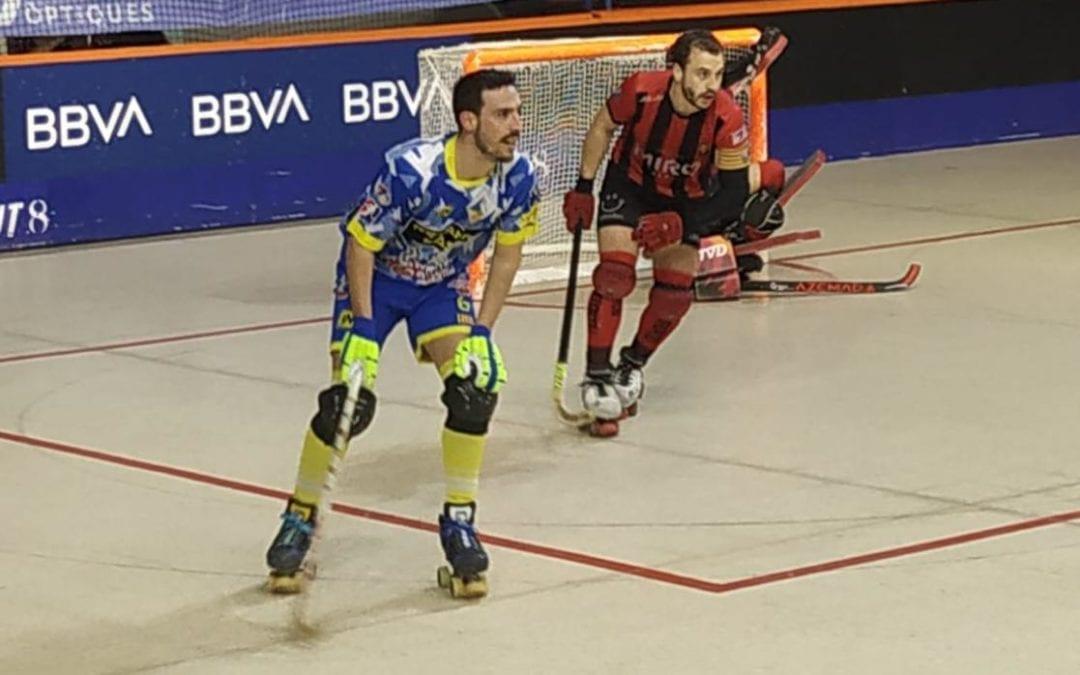 🔊 El Reus Deportiu Miró estrena l'any a casa amb victòria davant el Caldes