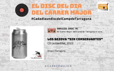 """🔊 El disc del dia del Carrer Major. 76: Los Bezoya """"Sin conservantes"""""""