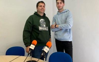 """🔊 """"Fot-li Esports! 2×08"""" – Entrevista a Eduard Serrano, sotspresident i jugador dels Reus Imperials"""