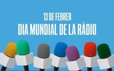"""🔊 Especial """"Enganxa la ràdio"""" pel Dia Mundial de la Ràdio 2020"""