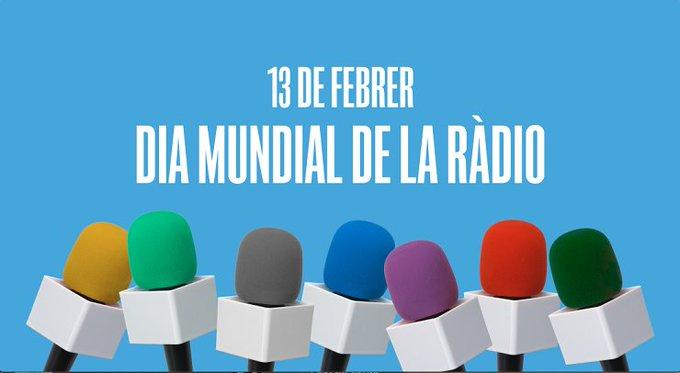 """LANOVA Ràdio de Reus celebra el Dia Mundial de la Ràdio emetent l'espai """"Enganxa a la ràdio"""" i amb un especial del """"Carrer Major"""""""