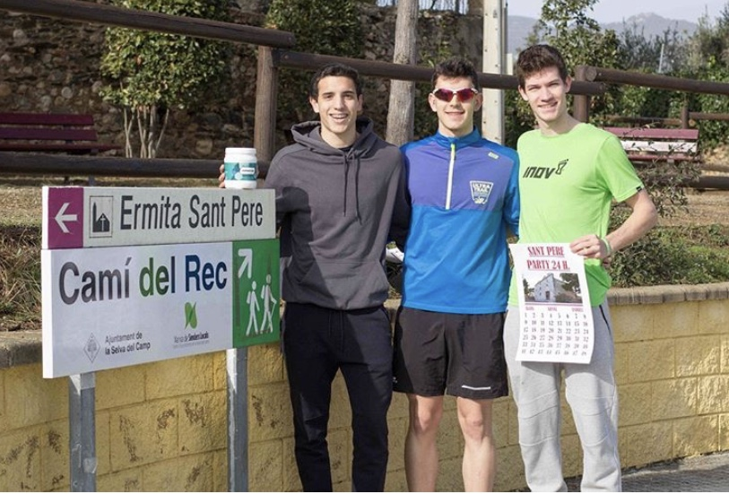 """🔊 """"Fot-li Esports! 2×10"""" – Entrevista a Andreu Ayllon, corredor de la Selva del Camp i fundador de Sant Pere Party 2020"""
