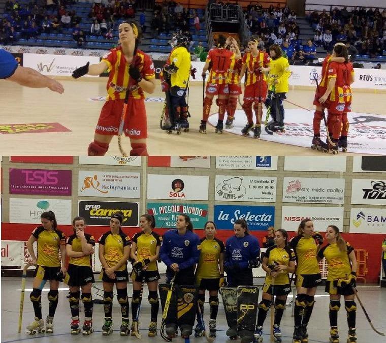 🔊 Xoc d'estics 19 – Palau i Manlleu repeteixen com a finalistes de la Copa d'Europa femenina