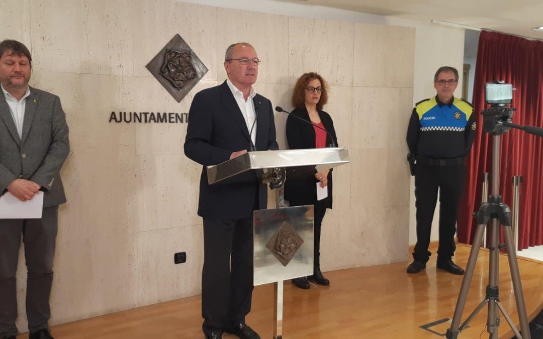 🔊 Aixequen més de 800 actes i es detenen 8 persones per no respectar el confinament a Reus