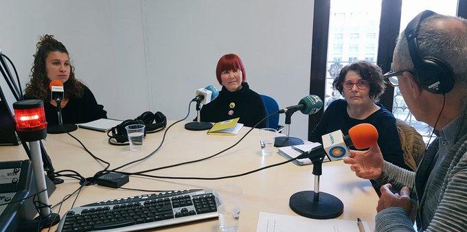 """📽🔊 """"La cua de palla"""" amb Misericòrdia Rué, Carmen Ortiz i Alba Cartanyà"""