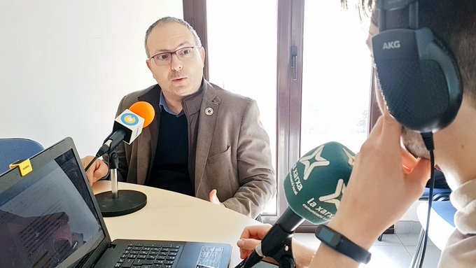 """? """"Fot-li Esports! 2×12"""" – Entrevista a Joan Carles Virgili, president del CTT Ganxets de Reus"""