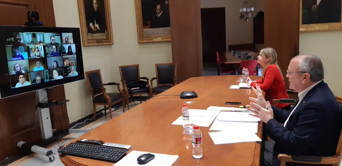 🔊 L'Ajuntament de Reus treballa en un Pla per a la Reactivació Econòmica de la ciutat