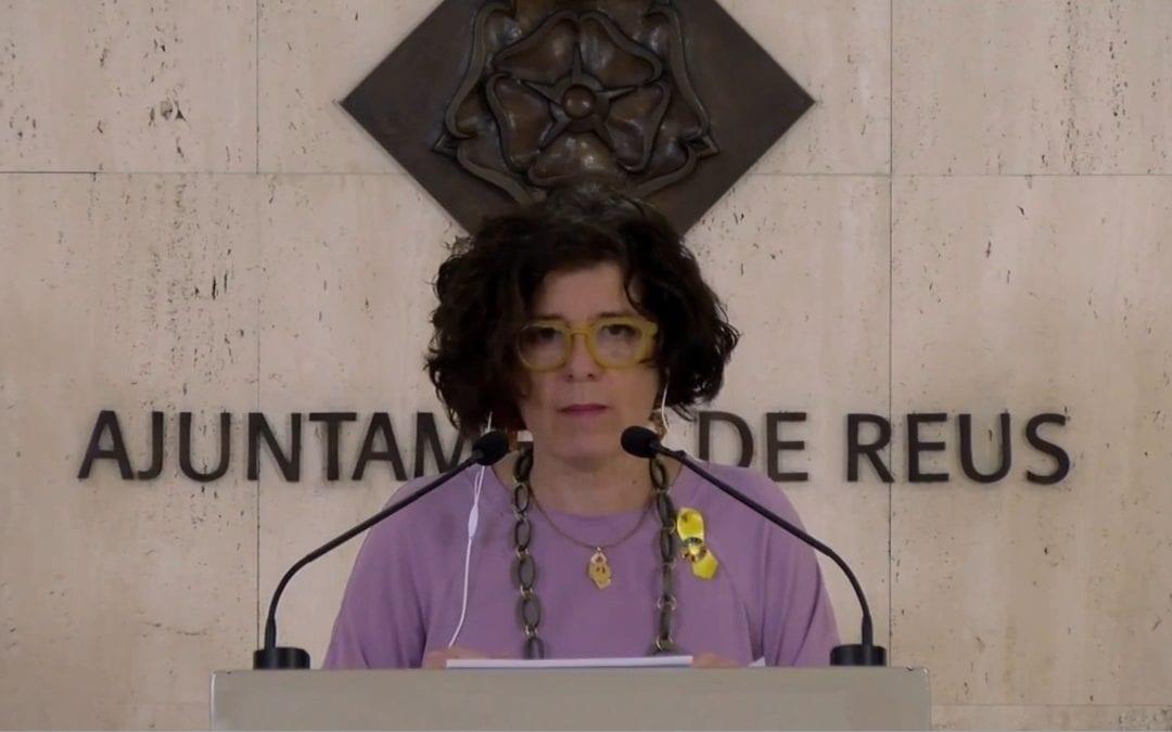 ? L'Ajuntament de Reus reparteix les Cistelles Covid d'aliments i engega un pla de xoc social