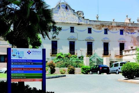 🔊 Els treballadors del centre Villablanca del Grup Pere Mata es queixen de la seva situació laboral per atendre el coronavirus