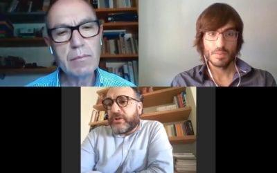 """📽🔊 """"La cua de palla"""" amb Daniel Recasens, Francesc Domènech i Josep Cruset"""