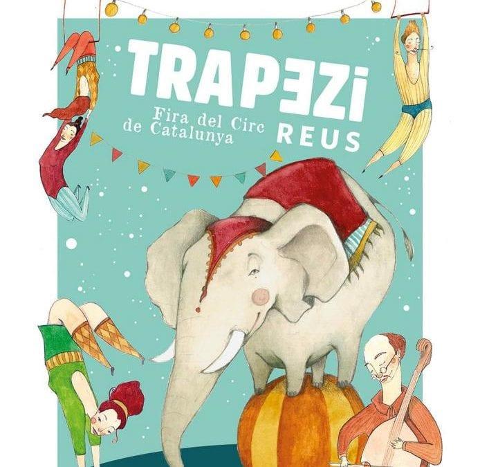 🔊 El Trapezi passa els actes de carrer a l'octubre i programa espectacles i jornades professionals en línia