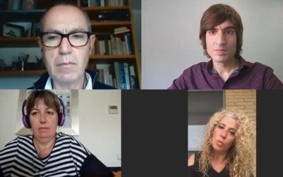 """📽🔊 """"La cua de palla"""" amb Meritxell Barberà, Gemma Molner, Ildefons Vidal i Bénédicte Ronco"""