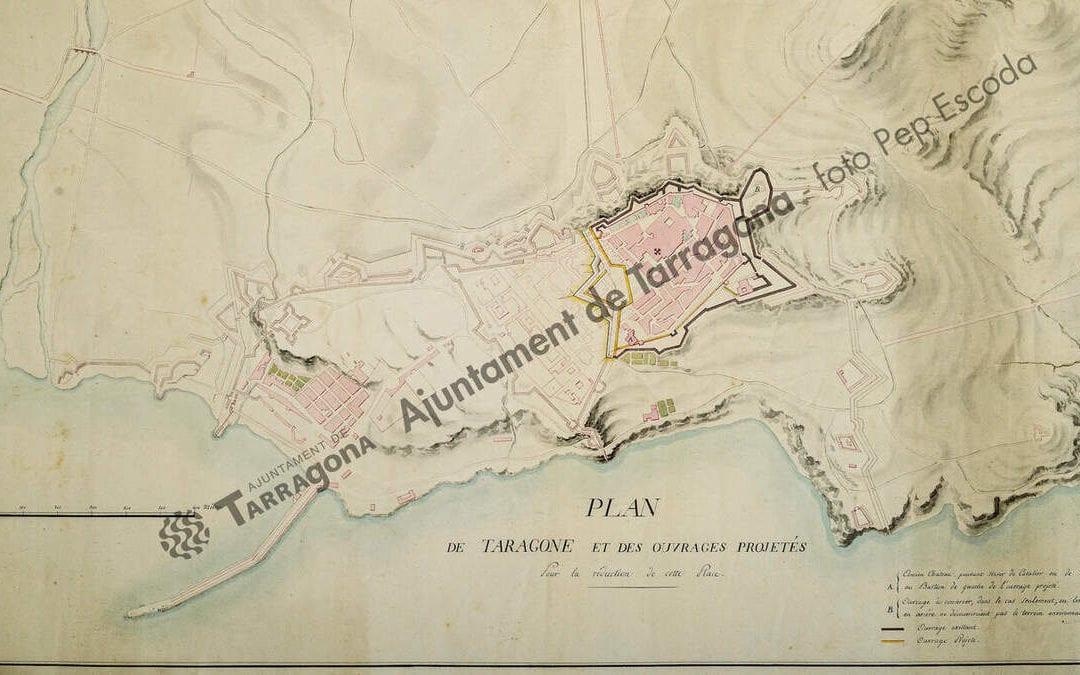 """🔊 Patricia Terrado: """"Si els francesos s'haguessin fet amb Tarragona haurien reduït la ciutat"""""""