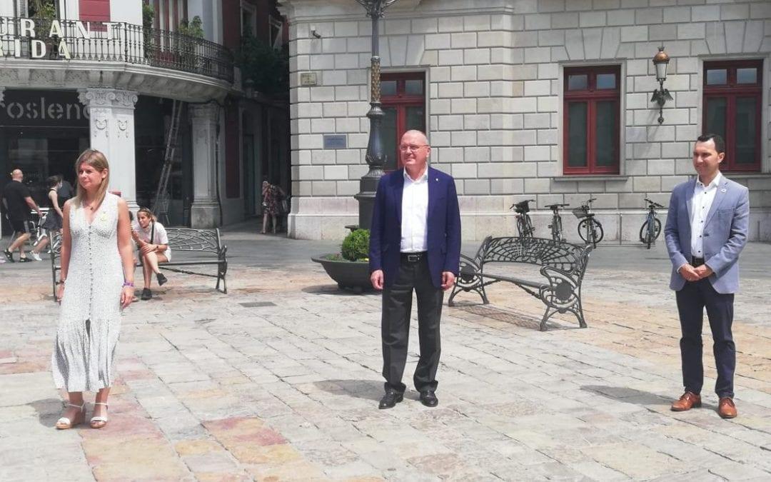 El govern de Reus s'autoreivindica un any després