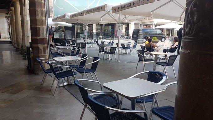 🔊 El sector de la restauració de Reus lamenta la mala imatge que es dona de les terrasses i demana compensacions