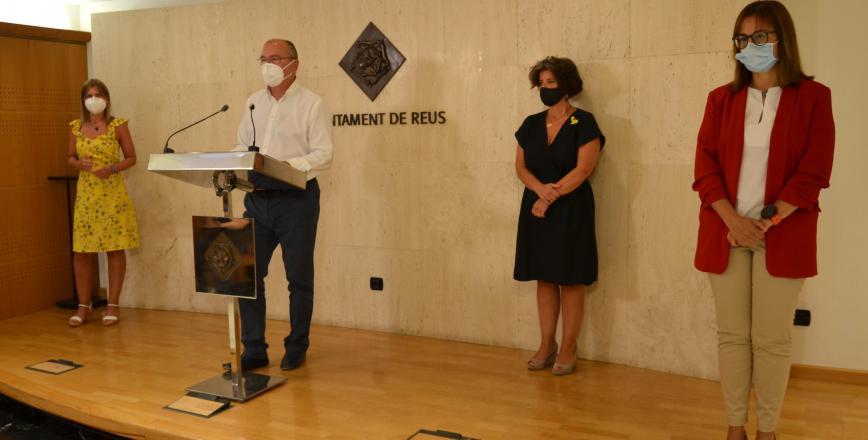 🔊 L'Ajuntament de Reus suspèn tots els actes culturals i turístics i augmenta les restriccions