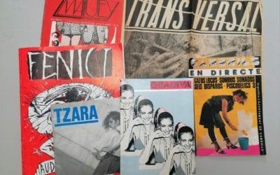 Tens imatges de la cultura alternativa a Reus dels anys 80?