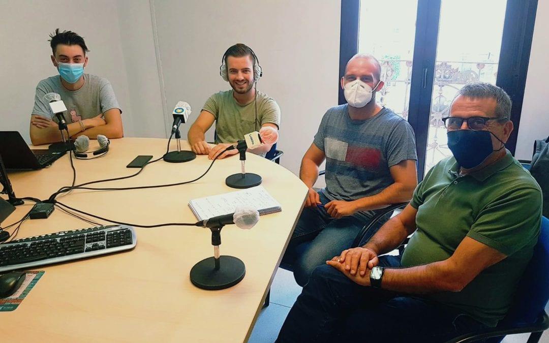 """🔊 """"Fot-li Esports! 3×01"""" – Entrevista a Pep Cuerba, regidor d'Esports de Reus, i Jordi Bros, director de Reus Esport i Lleure"""