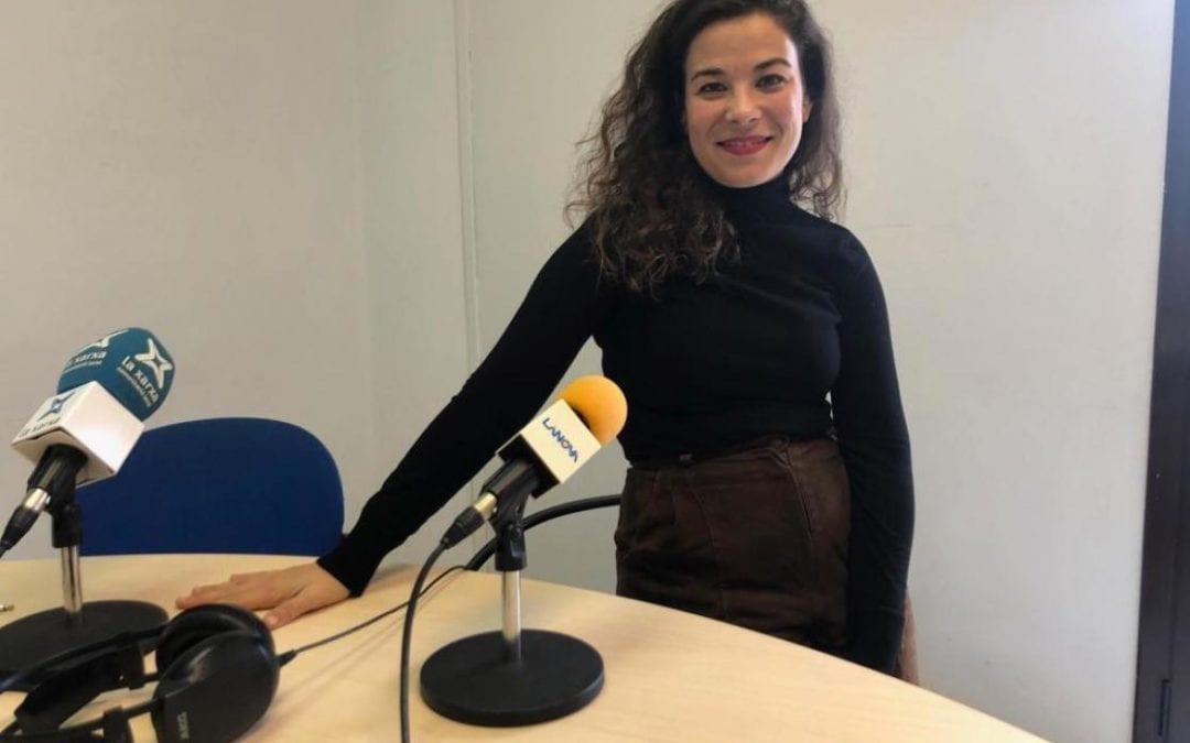 """🔊 """"Chillout amb els nostres músics 2020. 02"""": 'Georgina Llauradó'"""