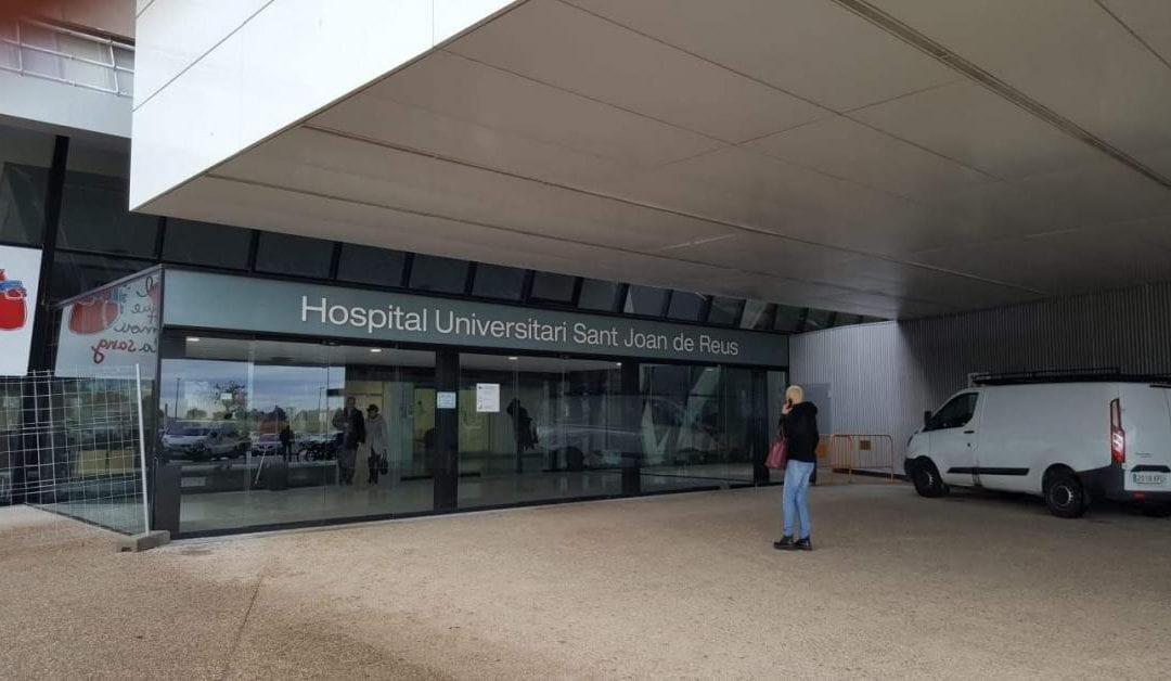 🔊 Detecten un brot amb 26 casos positius de Covid-19 a l'Hospital Sant Joan de Reus