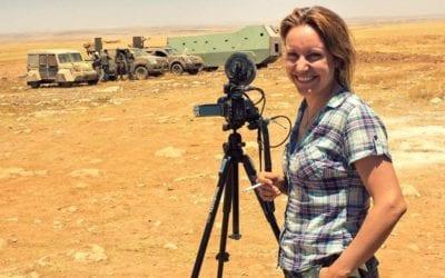 """🔊 Alba Sotorra: """"La meva darrera pel·lícula planteja el diàleg com una sortida a la violència que fa anys que colpeja Síria"""""""