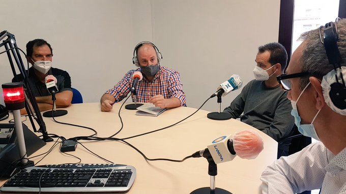 "📽🔊 ""La cua de palla"" amb Jaume Vendrell, Xavier Alagarda i Xavier Angelergues"