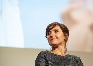 """🔊 Anna Petrus: """"En un moment com el d'ara, necessitem més cultura que ens ajudi a connectar-nos"""""""