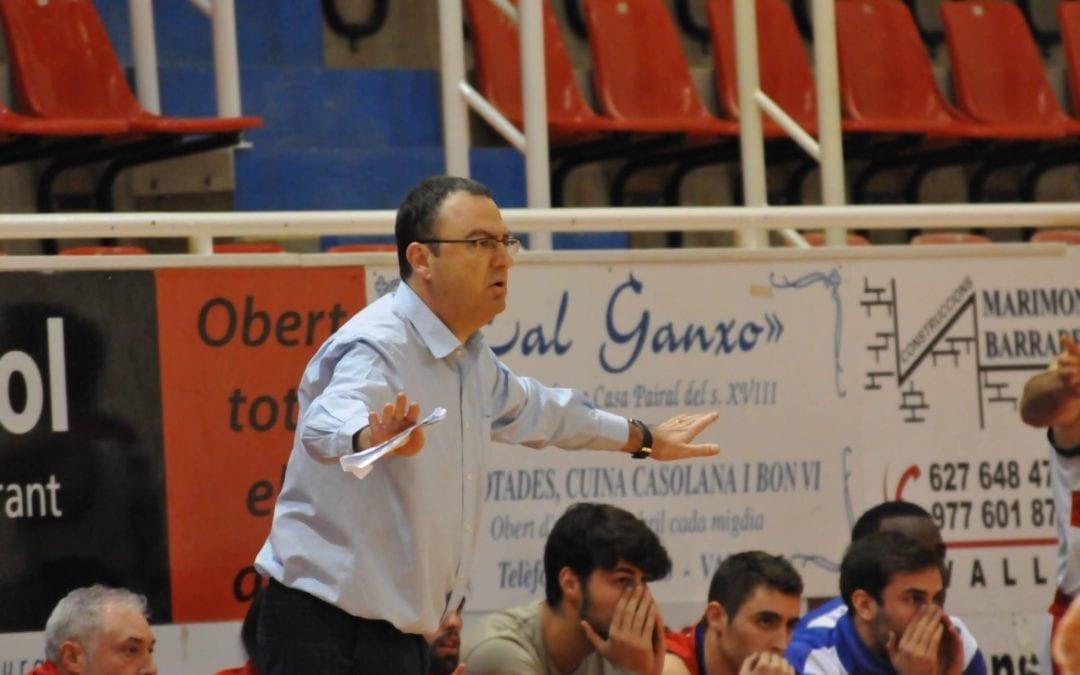 """🔊 """"Fot-li Esports! 3×06"""" – Entrevista a Francesc Xavier Canals, entrenador del Bàsquet Ploms Salle Reus"""