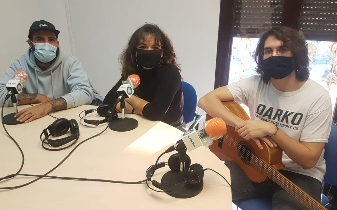 🔊 Entrevista i actuació en directe: La cantant reusenca Paula ens presenta el seu primer EP