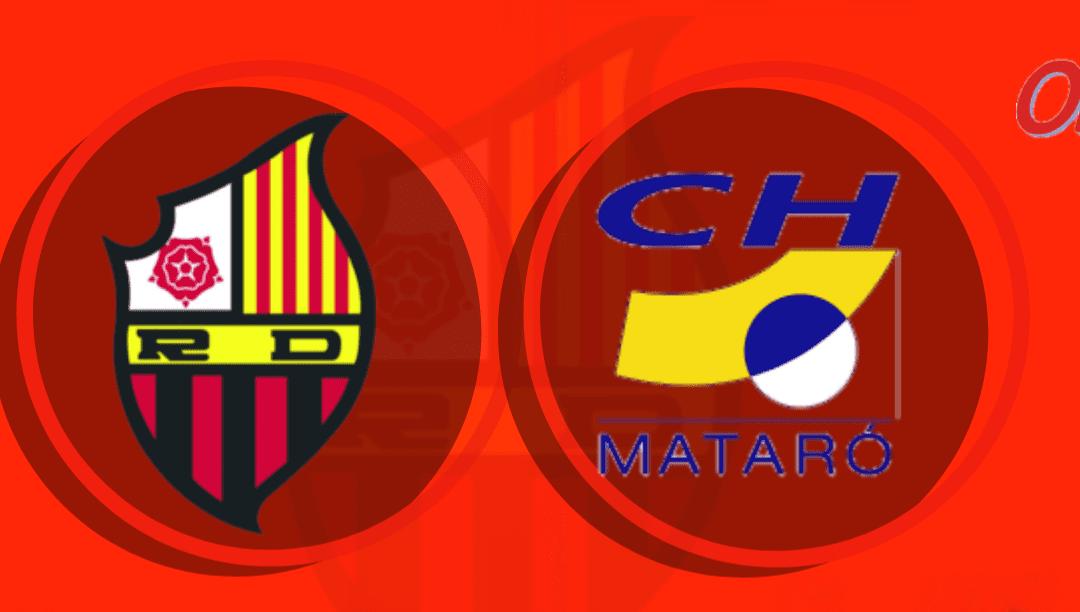 🔊 El Reus Deportiu Miró no pot ensopegar davant el CH Mataró per seguir l'ombra de l'intractable Liceo