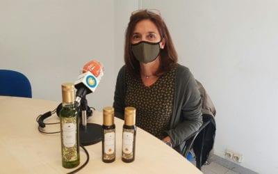 """? Montserrat Gelonch: """"La producció de l'oli DOP Siurana baixarà enguany un 40%"""""""