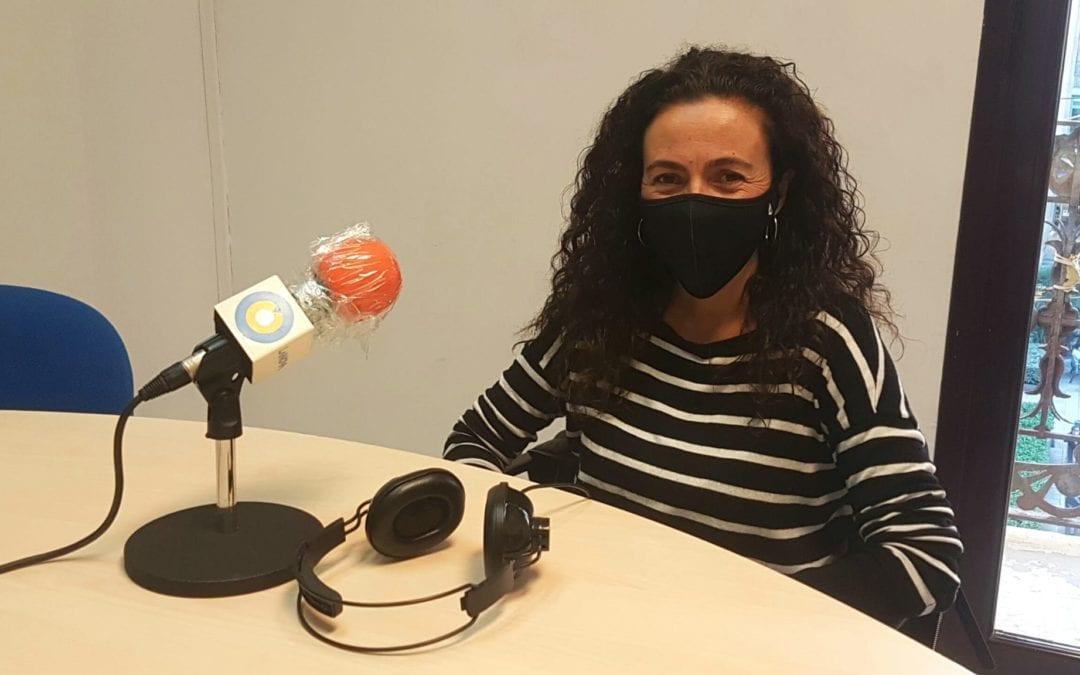 """🔊 Elena Juncosa: """"Hem de gaudir del nostre patrimoni"""""""